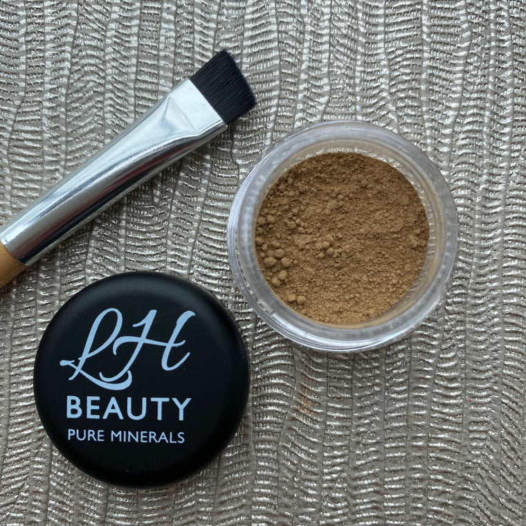 Mineral Brow Powder - Dark Blonde