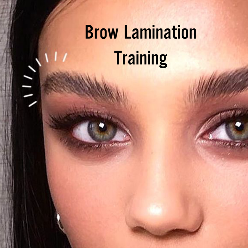 BEYOND BEAUTY BROW LAMINATION COURSE