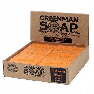 Organic Golden Argan Soap