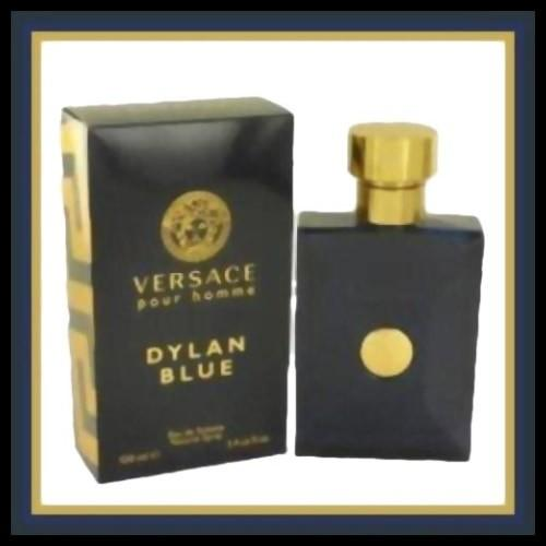 Versace Pour Homme Dylan Blue Eau De Toilette Spray By Versace-Eau De  Toilette Spray 51cc481c696