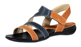 Mario Pellino Womens Perugia Sandal Handmade Genuine Leather Sandals For Women