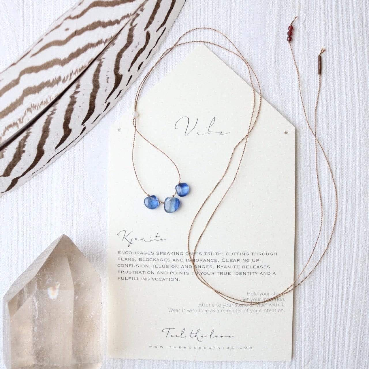 KYANITE Vibe Necklace