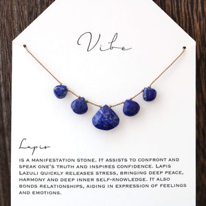 LAPIS Vibe Necklace