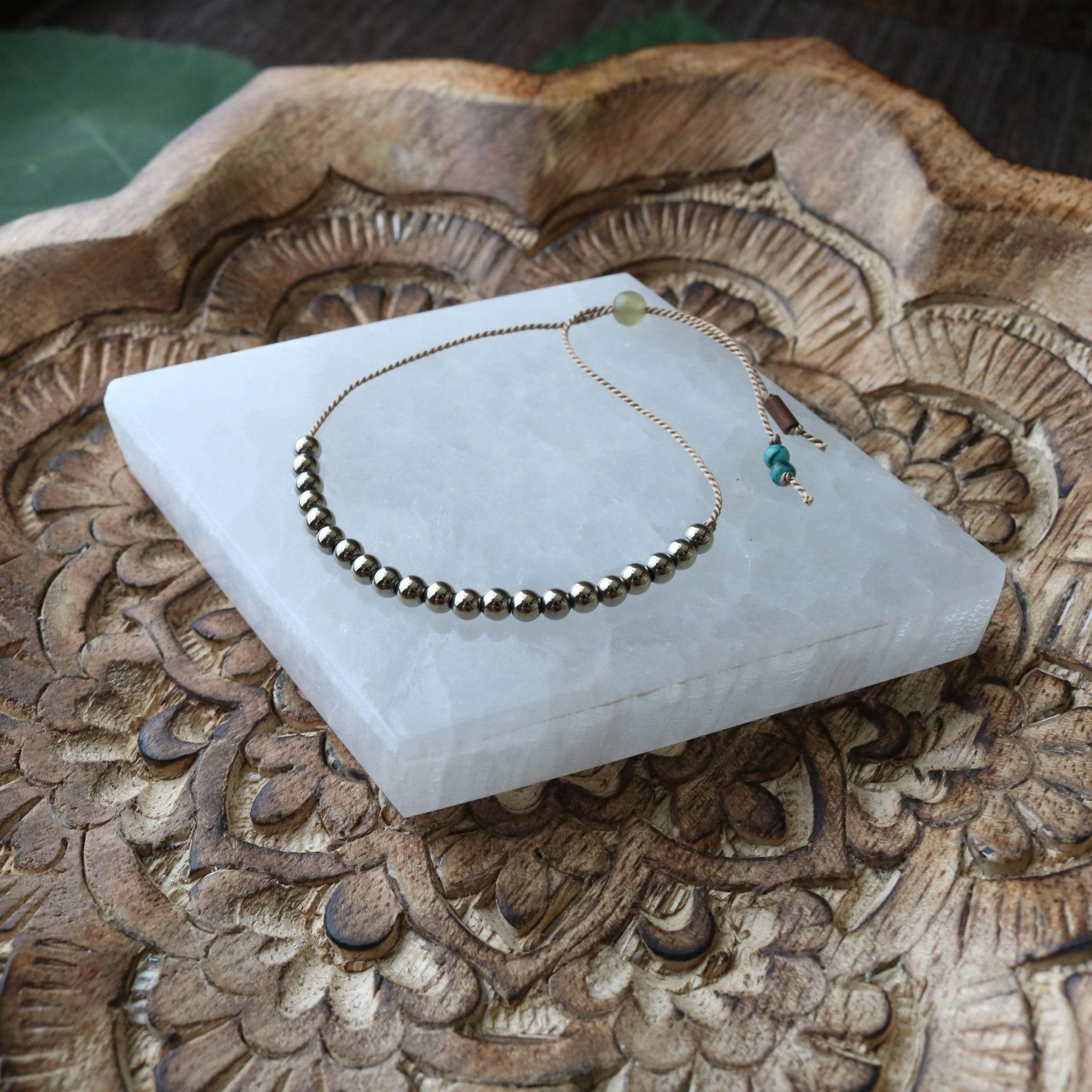 Selenite Charging Plate | LIMITED EDITION Vibe Jewelry Storage