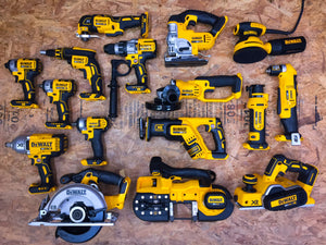 Dewalt XR Brushless Tools