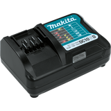 Makita 12V max CXT™ Lithium‑Ion Battery and Charger Starter Pack (2.0Ah)