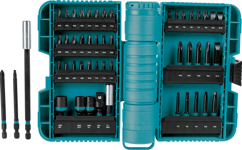 Makita® ImpactX™ 50 Pc Driver Bit Set