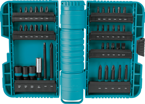 Makita ImpactX™ 40 Pc. Driver Bit Set