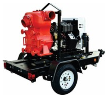 "MULTIQUIIP MQ62TKT 6"" PUMP"
