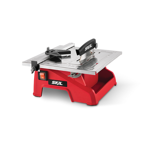 "Skil® 7"" Wet Tile Saw"