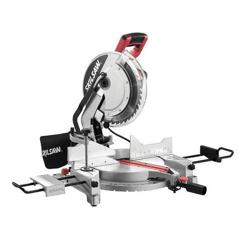 SKIL® 3821-01 12-INCH QUICK MOUNT COMPOUND MITER SAW WITH LASER