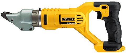 Dewalt 20V MAX* 14GA SWIVEL HEAD DOUBLE CUT SHEARS DCS494B