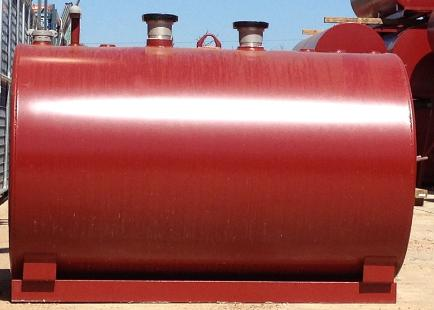 515 Gallon UL142 Rated Double Wall Fuel Storage Tank