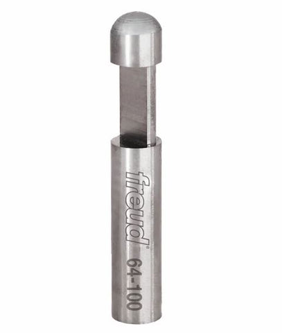 "Freud 64-100 1/4"" Solid Carbide Flush Trim Bit"