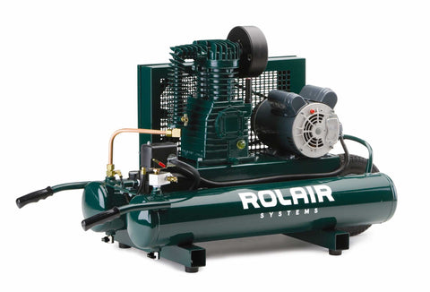 ROLAIR 6820K17D 2 HP Air Compressor
