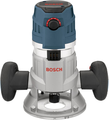 Bosch MRF23EVS 2.3 HP Electronic VS Fixed-Base Router with Trigger Control