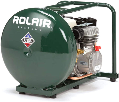 ROLAIR GD4000PV5H 4HP 4.5 Gallon Tank Air Compressor