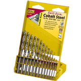 IVY Classic Swift Bore® Cobalt Steel 13 Pc. Drill Set