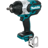 "Makita 18V LXT® Lithium‑Ion Brushless Cordless High Torque 1/2"" Sq. Drive Impact Wrench (Bare Tool)"