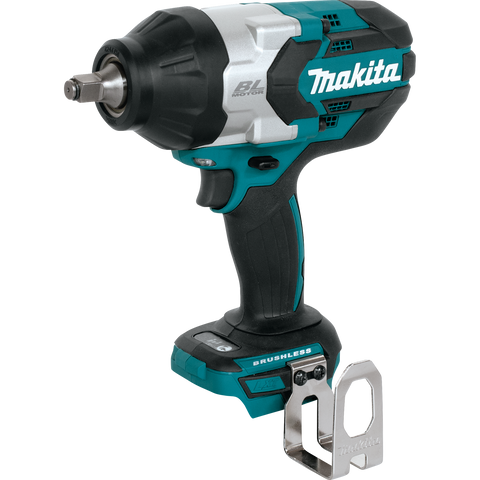 "Makita® 18V LXT® BL™ High Torque 1/2"" Sq. Drive Impact Wrench"