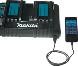 Makita® 18V LXT® Battery & Dual Port Charger Starter Pack (5.0Ah)