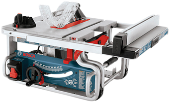 "Bosch 10"" Portable Jobsite Table Saw"