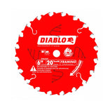 Diablo Framing Saw Blades | Carbide Tipped