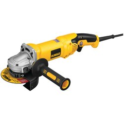 "DeWalt  5"" / 6"" HIGH PERFORMANCE GRINDER W/ TRIGGER GRIP D28065"
