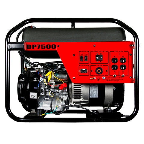 Winco DP7500 Portable Generator