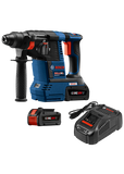 "Bosch 18V EC Brushless 1"" SDS-Plus® Bulldog™ Rotary Hammer Kit"