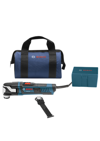 Bosch 2 Pc StarlockMax® Oscillating Multi-Tool Kit