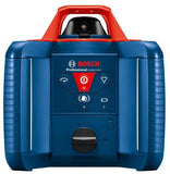 Bosch 800' Self Leveling Rotary Laser Kit | Factory Recon