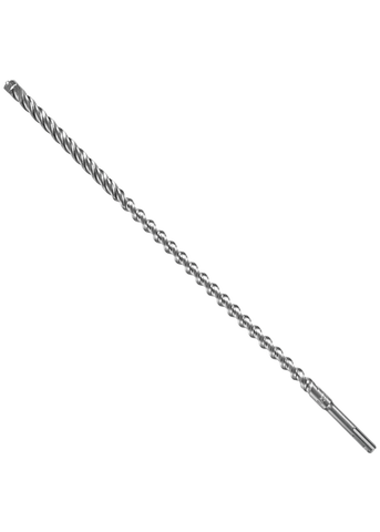 "Bosch 1/2"" x 16"" x 18"" SDS-Plus® Bulldog™ Xtreme Carbide Rotary Hammer Drill Bit"