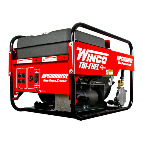 Winco HPS9000VE Portable Generator