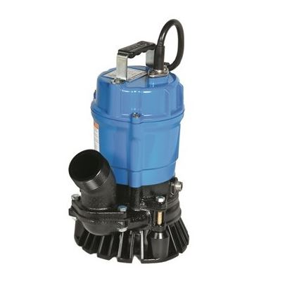 "Tsurumi HS2.4S 2"" Manual Electric Submersible Pump"