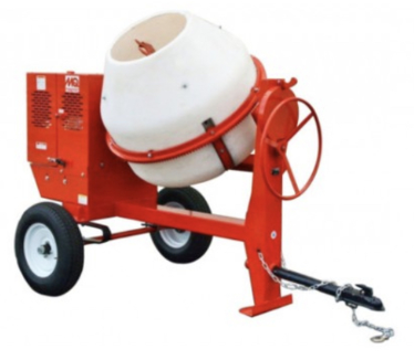 Multiquip MC12PH Concrete Mixer