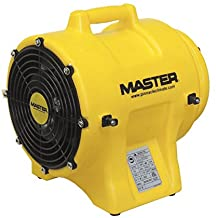 "MASTER 8"" CONFINED SPACE VENTILATOR – MB-P0813-DCR"