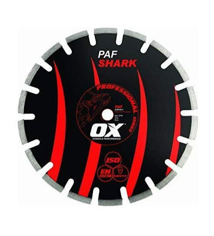 "OX 14"" Ultimate Asphalt Walk-Behind Saw Diamond Blade"
