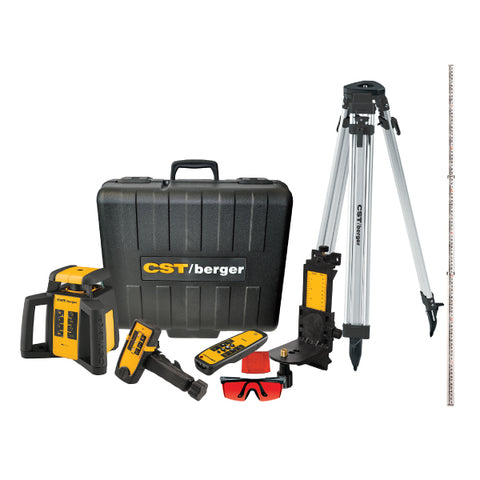 CST/Berger Horizontal/Vertical Rotary Laser Kit