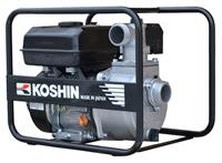 "Koshin SEV-50X 2"" Centrifugal Pump W. 4.7HP Engine"