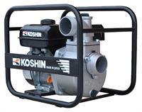 "Koshin SEV-80X 3"" Centrifugal Pump W. 4.7HP Koshin Engine"