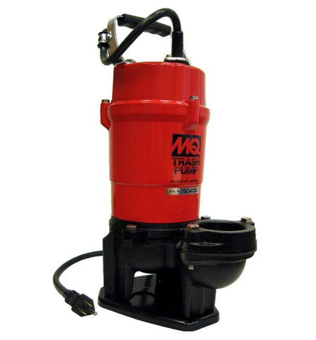 "MultiQuip ST2040T 2"" Electric Submersible Trash Pump"