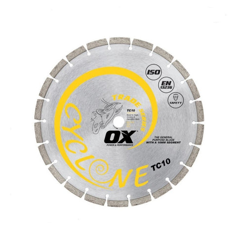 "OX 14"" General Purpose Diamond Blade"