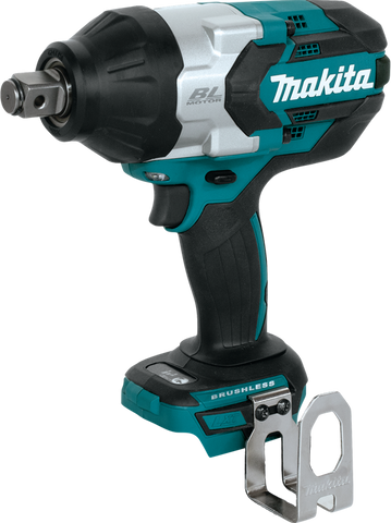 "Makita 18V LXT® Lithium‑Ion Brushless Cordless High Torque 3/4"" Sq. Drive Impact Wrench (Bare Tool)"