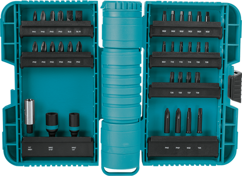 Makita® ImpactX™ 35 Pc Driver Bit Set