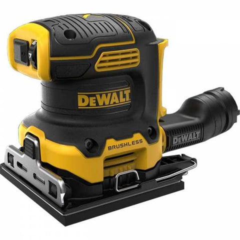 Dewalt 20V MAX* XR® BRUSHLESS CORDLESS 1/4 SHEET VARIABLE SPEED SANDER DCW200B