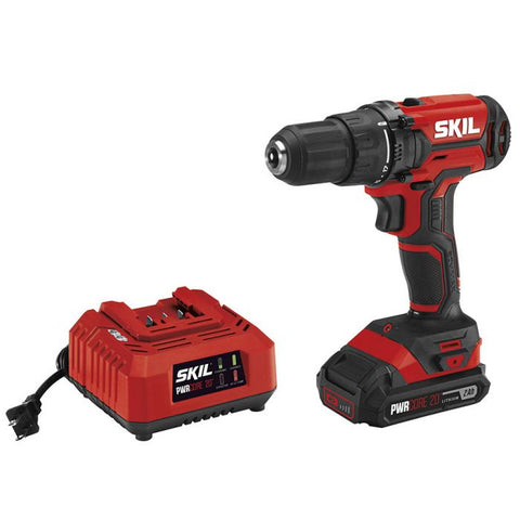 "Skil® PWR CORE 20™ 20V 1/2"" Drill Driver Kit"