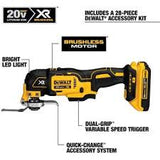 Factory Reconditioned Dewalt DCS355D1R 20V MAX XR Cordless Lithium-Ion Brushless Oscillating Multi-Tool Kit