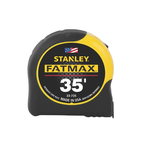 Stanley FATMAX 35' Tape Measure