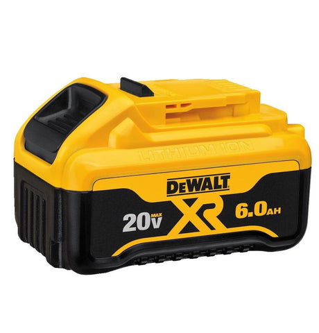 DeWalt 20V MAX Premium XR 6.0Ah Lithium Ion Battery Pack